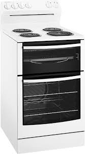 David Jones Kitchen Appliances Westinghouse Freestanding Electric Oven Stove Wle525wa Winning