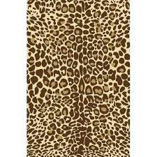 round animal print rugs leopard print area rugs found it at kings court gold leopard print