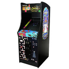 Ms Pacman Cabinet New Ms Pac Man Galaga Arcade Game Game Room Guys
