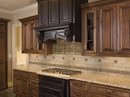 Kitchen Exciting Kitchen Decoration Using Cream Granite Delectable Kitchen Backsplash With Granite Countertops Decoration