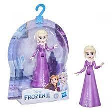 FRZ 2 Búp bê mini PJ Elsa