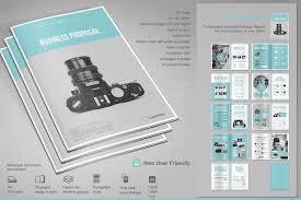 unique brochures 70 modern corporate brochure templates design shack