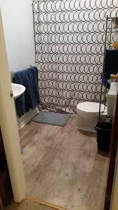 Diy Bathroom Floors Carpet Flip This Rental