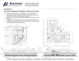 Schematic Design Phase Axiom Architecture Inc Phase 3 Development Permit