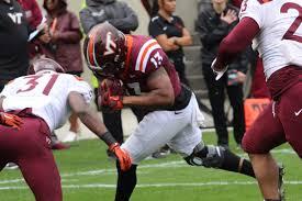 University Of Buffalo Football Depth Chart Virginia Tech Hokies 2019 Football Roster Review Running