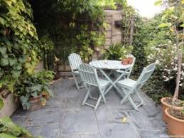 Small Picture Welsh slate patio London Plews Garden Design
