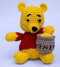 Winnie The Pooh Crochet Pattern Simple Design Ideas