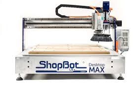 review bot desktop max gives pro cnc router quality for a make