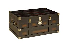 Steamer Trunk Furniture Antique Style Maple Steamer Trunk From Dutchcrafters Amish Furniture