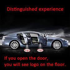 <b>2X Led car door</b> light For Mercedes Benz CLS C218 W218 cla c117 ...