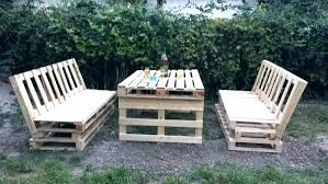 outdoor furniture ideas. Pallet Patio Furniture Ideas Outdoor Pallets For View In Gallery Bar And Best 20 Fabulous Diy