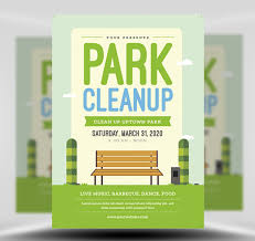Community Clean Up Flyer Template Park Clean Up Flyer Template Flyerheroes