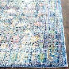 safavieh vintage rug blue handmade navy ivory wool x