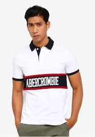 Abercrombie Muscle Fit Size Chart Color Core Polo Shirt