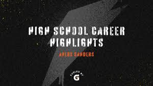 Avery Sanders - Hudl