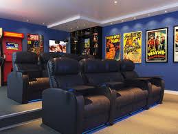 Media Room Furniture Media Room Recliners