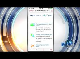 Bon Secours My Chart Bon Secour Partners With Apple For Mobile Medical Records