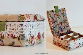 fun and easy diy jewellery box ideas