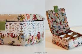 fun and easy diy jewellery box ideas