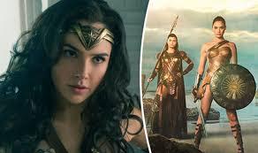 Awesome Gal Gadot As Wonder Woman