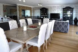 White Wash Dining Table Elegant Room Washed Ideas Oak Set For 6