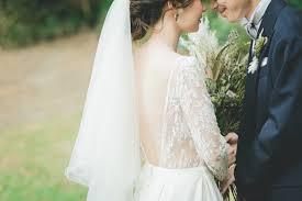 ドレスの印象がガラリ実は奥深いウェディングベールの選び方 Arch