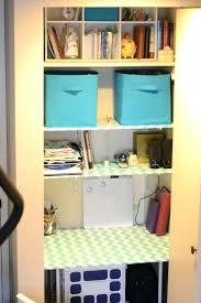 office closet organization. Walk In Closet Office Ideas This Is The Cloffice I Created My Bedroom Organization
