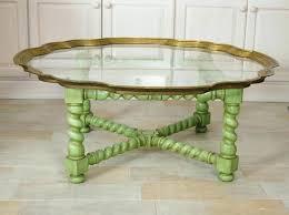 chloe coffee table baker coffee table vintage baker brass edged pie crust glass top coffee table chloe coffee table