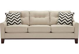 Cindy Crawford Home Cindy Crawford Home Hadly Beige Sofa Rooms To Go Puerto Rico