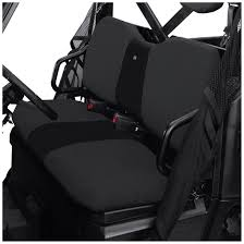 quad gear utv bench seat cover polaris ranger full size 800 and 900 series