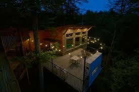 genießen sie den blick auf berge in ser riesigen blockhütte mit 4 schlafzimmern in gatlinburg
