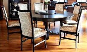black kitchen table circular kitchen table for inch round dining glass sets chairs black and room
