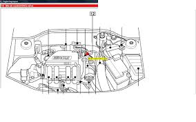 air intake how to access the idle air control valve renault enter image description here