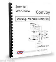 ldv convoy 2 5di wiring diagram workshop manual 96 01 ldv convoy van wiring diagram workshop manual 2 4 durat