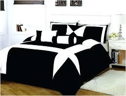 white king size quilt black bedding sets king home design remodeling ideas black and white king