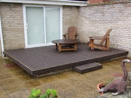 outside patio door. Non Slip Decking Outside Patio Doors A Must For The Winter To Avoid Slips And Falls Door