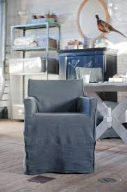 bemz cover for nils armchair from ikea loose fit urban style in rosendal pure