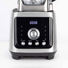 H.Koenig Power+ MXH880 Stand Mixer – Powerful – 2000 W – Stainless Steel  Blades – 2L Capacity – LED Display – 8 Speeds – Crushed Ice Smoothie Maker:  Amazon.de: Küche & Haushalt