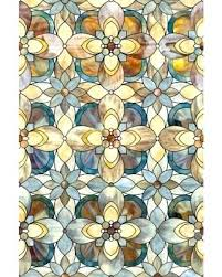 window home depot appliques stained glass