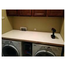 laundry room countertop a laundry room countertop diy
