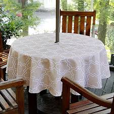 now you are looking at my own publish with regards to do4u waterproof table cloth indoor outdoor tablecloth with zipper