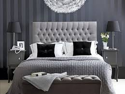 Furniture for bedrooms ideas Dark Wood Bedrooms Show Off The Softer Prettier Side Of Gray Bedroom Ideas The Spruce Gray Bedroom Color Pairing Ideas