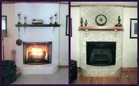showy fireplace brick painting painting brick fireplace fireplace brick painting choosing color to paint brick fireplace