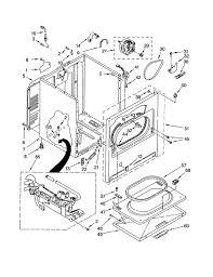 kenmore 80 series dryer. 80 series kenmore gas dryer not heating. in parts diagram u