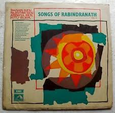Details About Songs Of Rabindranath Vol 2 Vinyl Lp Record Hmv Music Board By Record Lr 1113