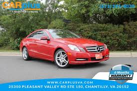 E550 models come with a. Sold 2013 Mercedes Benz E 350 4matic Coupe In Chantilly