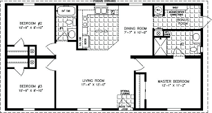 3 bedroom 2 bath house plans. 3 Bedroom Bath House Plans Manufactured Home Floor Plan The Imperial O Model Imp . 2 B
