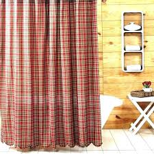 gingham shower curtains gingham shower curtain shower curtains pottery barn