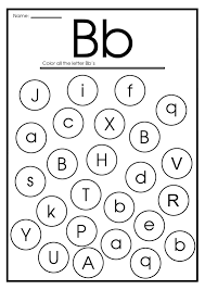 Practice uppercase letter b recognition and basic phonics with this alphabet worksheet. Letter B Worksheets Flash Cards Coloring Pages