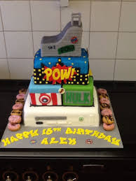 It's a day to enjoy candy and cake with your friends. Boys 16th Birthday Cake Cakecentral Com